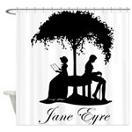 Jane Eyre Shower Curtain