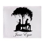 Jane Eyre Throw Blanket