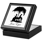 Jane Eyre Keepsake Box