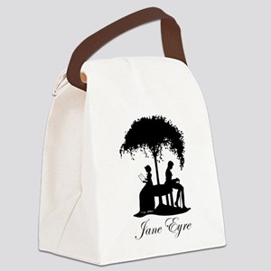 Jane Eyre Canvas Lunch Bag