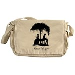 Jane Eyre Messenger Bag
