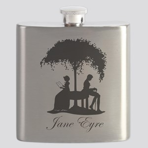 Jane Eyre Flask