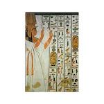 Nefertari's Tomb Magnet