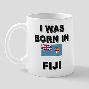 I Was Born In Fiji Mug