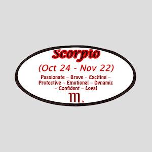 Scorpio Description Patches