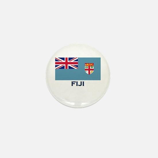 Fiji Flag Gear Mini Button