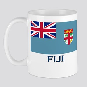 Fiji Flag Gear Mug