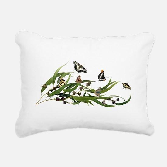 butterfly euch2.png Rectangular Canvas Pillow