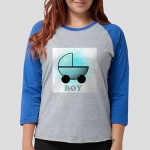 baby boy Womens Baseball Tee