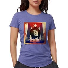 Che Guevara Patriot Womens Tri-blend T-Shirt