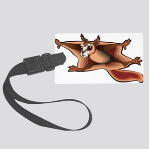 Flying Squirrel Large Luggage Tag