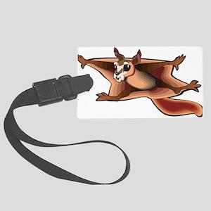 Flying Squirrel Large Luggage Tag