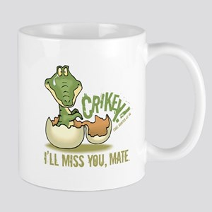 Crikey. Crocodile Hunter Mug