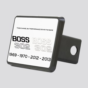 Mustang Boss 302 Rectangular Hitch Cover