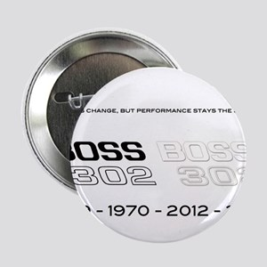"Mustang Boss 302 2.25"" Button"