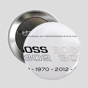 """Mustang Boss 302 2.25"""" Button"""