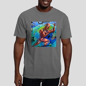 Wall Clock - Frailty Mens Comfort Colors Shirt