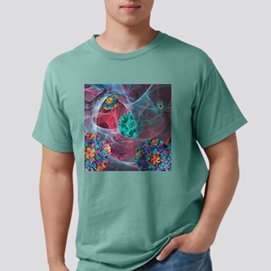 Viral infection, concept Mens Comfort Colors Shirt