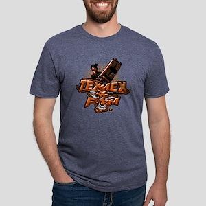 texmexfm2k9 Mens Tri-blend T-Shirt