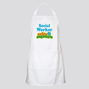 Social Worker Extraordinaire Apron