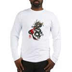 Dragon Bass 01 Long Sleeve T-Shirt