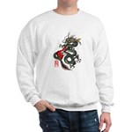 Dragon Bass 01 Sweatshirt