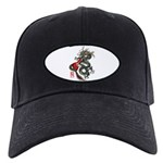 Dragon Bass 01 Black Cap