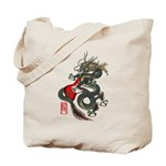 Dragon Bass 01 Tote Bag