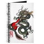 Dragon Bass 01 Journal