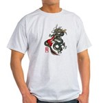 Dragon Bass 01 Light T-Shirt