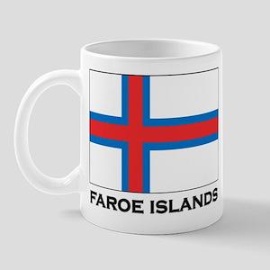 The Faroe Islands Flag Stuff Mug
