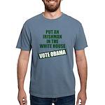 voteobama_10x10.png Mens Comfort Colors Shirt