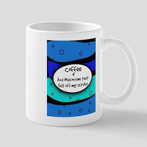 coffee and meconium 5 Mug