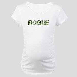 Rogue, Vintage Camo, Maternity T-Shirt