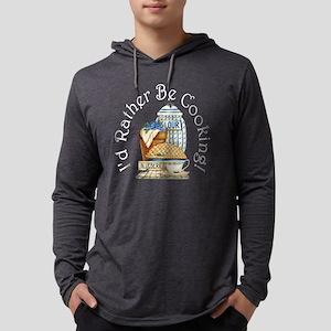 cooknblack Mens Hooded Shirt