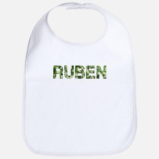 Ruben, Vintage Camo, Bib