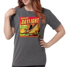 SGT Daylight Battles D Womens Comfort Colors Shirt