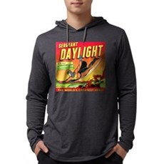 SGT Daylight Battles Dr. Evil Mens Hooded Shirt