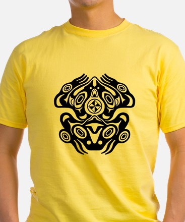 Frog Native American Design T