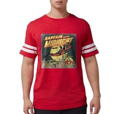 CMX-CaptMidnight-KidWarrior_04 Mens Football Shirt