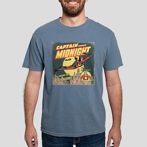 CMX-CaptMidnight-KidWarr Mens Comfort Colors Shirt