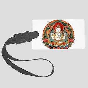 Kuan Yin Large Luggage Tag