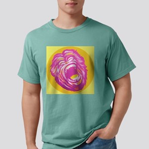 monkclock Mens Comfort Colors Shirt