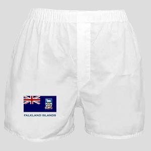 The Falkland Islands Flag Stuff Boxer Shorts