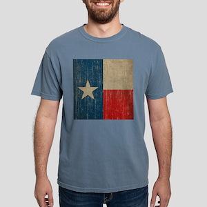 Vintage Texas Mens Comfort Colors Shirt