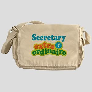 Secretary Extraordinaire Messenger Bag