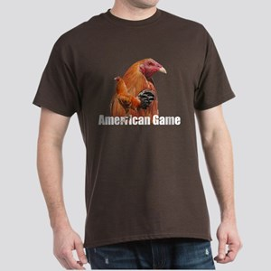 American Game Fowl Gear Dark T-Shirt