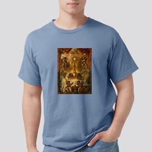 Allegory of the Eucharis Mens Comfort Colors Shirt
