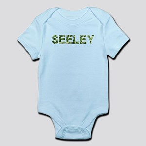 Seeley, Vintage Camo, Infant Bodysuit