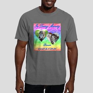 IN LOVING MEMORY DANCER  Mens Comfort Colors Shirt
